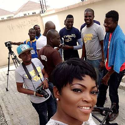 funke-akindele-shoot